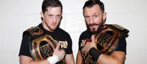 ReDRagon Kyle O'Reilly and Bobby Fish - Photo: WWE television