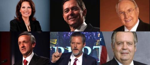 Trump Announces His New Evangelical Executive Advisory Board, List ... - thenewcivilrightsmovement.com
