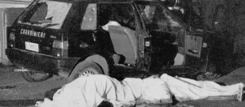 Uno dei tanti assassini della banda della Uno Bianca di cui Occhipinti ha fatto parte