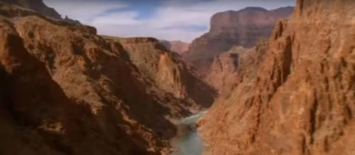 You should visit The Grand Canyon before you die. Image[Chillout channel-YouTube]