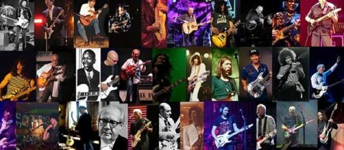 Os 50 melhores solos de guitarra de todos os tempos