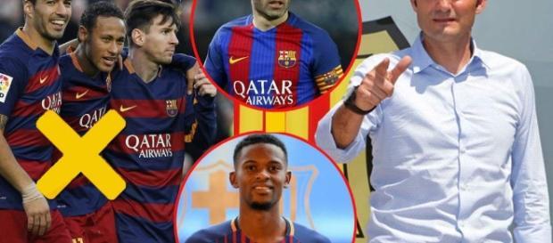 Así sería el nuevo 11 del Barcelona sin Neymar y con dos fichajes ... - diez.hn