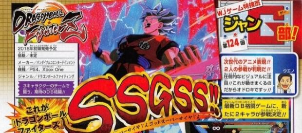 'Dragon Ball FighterZ' SSGSS Kaio-Ken Goku could be added as playable form(Dragon Ball Super/Twitter)