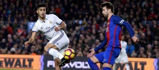 Le Real Madrid veut protéger sa pépite Marco Asensio. (image via thesun.co.uk)