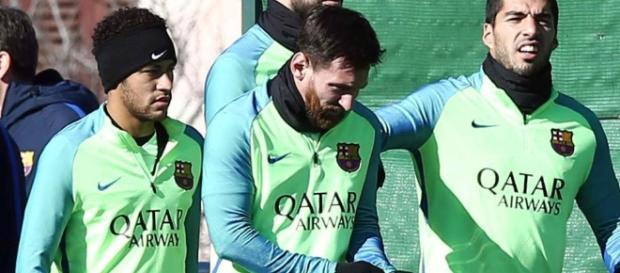 Messi, ¿sobrevivir sin Neymar? Ahora sin Lucho.