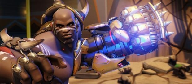 'Overwatch' Doomfist's Rocket Punch has been nerfed(IGN/YouTube Screenshot)