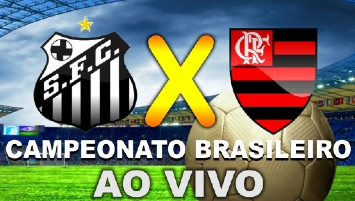 Santos X Flamengo Ao Vivo Acompanhe Pela Internet Ou Televisão
