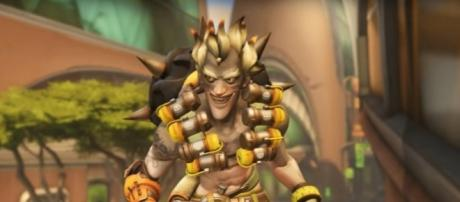 """A background update has been released on """"Overwatch"""" PTR, hinting the possible arrival of Junkrat's promised buffs (via YouTube/PlayOverwatch)"""