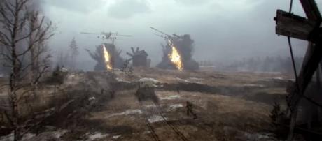 Battlefield 1 - photo via YouTube screenshot