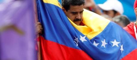 Maduro proibiu as manifestações contra a Constituição