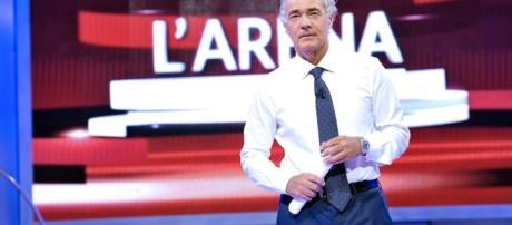Massimo Giletti ha scelto di lasciare la Rai e condurre L'Arena su La7