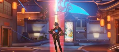 'Overwatch' Capture the Flag mode has a glitch that allows Hero Sacking(IGN/YouTube Screenshot)