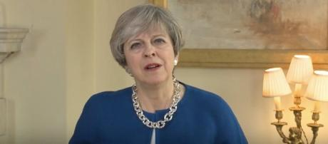 Theresa May says Britain should draw on her Christian values to ... - mirror.co.uk