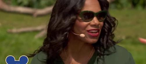 "Audra McDonald joins as series regular for ""The Good Fight"" season 2. Image via YouTube/The View"