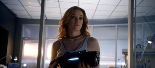 "Caitlin returns to Team Flash in ""The Flash"" Season 4. (Photo:YouTube/The CW)"