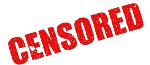 """Censored"" - censorship illustration via PixaBay"