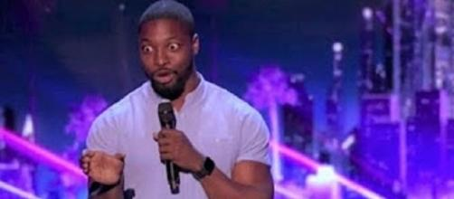 "Comedian Preacher Lawson delivered a dream ""America's GalentRot Talent"" performannce in Week 3 of Judge Cuts on Aug, 1. Screencap Talent Recap/YT"