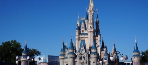 Disney World castle - pixabay.com