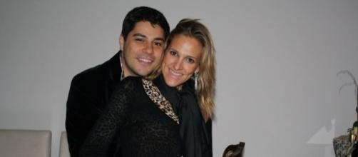 Esposa de Evaristo Costa faz comentário polêmico no Instagram