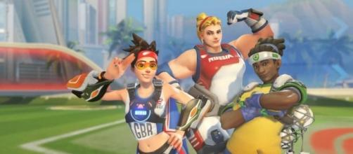 Get ready for the return of the 'Overwatch' Summer Games! (image source: YouTube/Lacirev)