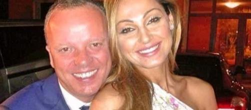 Gigi D'Alessio e Anna Tatangelo in crisi, parla il figlio Claudio