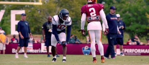 Houston Texans say they want to keep DeAndre Hopkins for a long time- Photo: YouTube