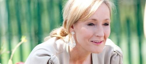 J. K. Rowling / Wikimedia Commons, Daniel Ogren