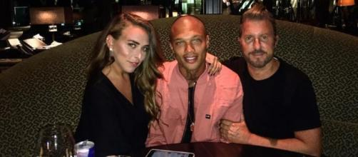 Jeremy Meeks and Chloe Green on vacations - Image by Berit Watkin, Flickr