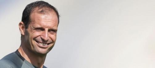 Juventus, Max Allegri attuale allenatore dei bianconeri