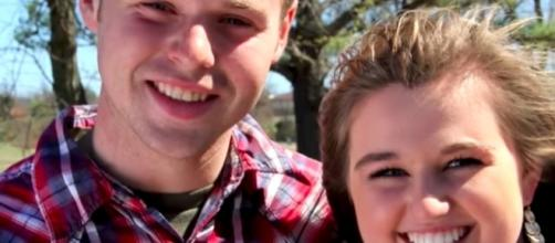 Kendra Caldwell and Joseph Duggar Image by TLC/YouTube