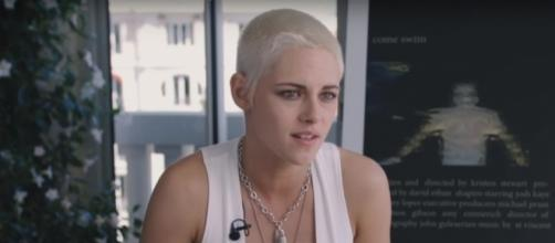 Kristen Stewart is open to dating men again. [Photo via The Hollywood Reporter/YouTube