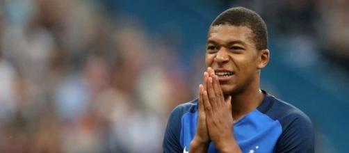 Kylian M'Bappé : A seulement 18 ans, il est prêt à détrôner ... - public.fr