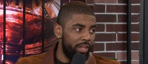 Kyrie Irving won't commit to a long-term deal with the team that will trade for him -- NBALife via YouTube