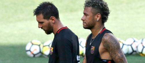 La liste de Messi pour remplacer Neymar - football.fr
