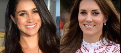 Meghan Markle, Kate Middleton - YouTube screenshot | The High Brow/https://www.youtube.com/watch?v=oaQTOLb-gLo