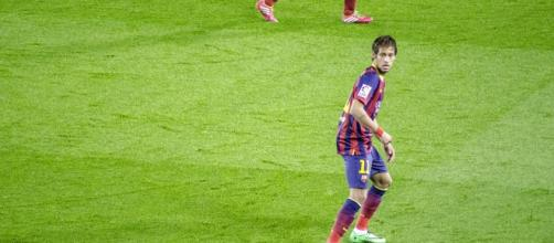 Neymar is on the move to PSG (Image: Wikimedia Commons)