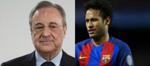 Neymar y Florentino Pérez podrían haber pactado la llegada del brasileño en dos temporadas más