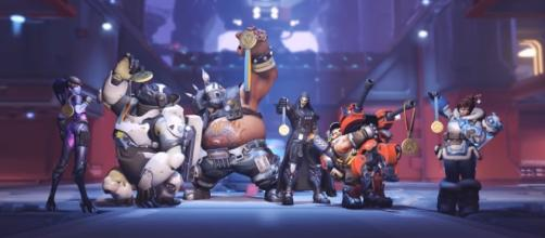 'Overwatch' Summer Games 2016 promo (via YouTube - playoverwatch)
