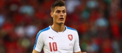 Patrick Schick ha raggiunto l'accordo con l'Inter
