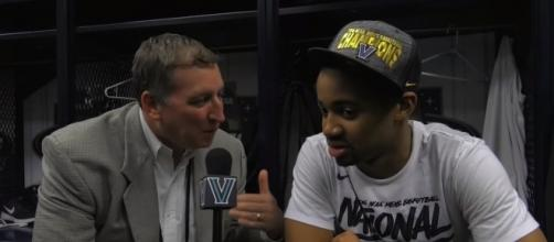 Phil Booth (right) - NovaAthletics/YouTube
