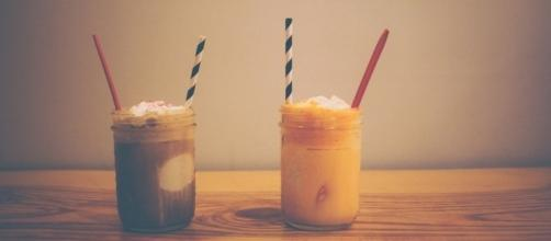 Photo milkshakes via Pixabay by StockSnap/CC0