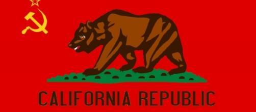 Possible Flag of the California Republic (Subman758 wikimedia)