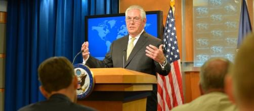 Rex Tillerson can see no good coming out of Chinese - American relations - Flickr