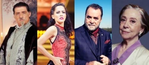 Saiba quanto ganham atores da Record e Globo. Confira a lista.