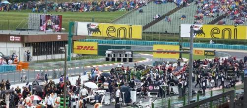 Scuderia Ferrari takes a brilliant 1-2 finish in the Hungarian Grand Prix- Photo: Wikimedia Commons