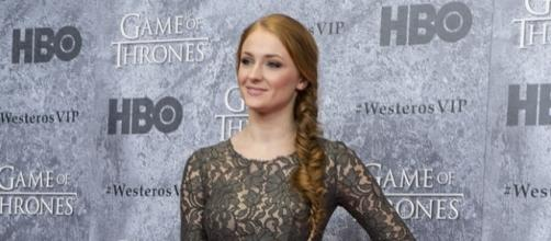"Sophie Turner talks about Joe Jonas and ""Game of Thrones"" with Marie Claire - Image by Suzi Pratt, Flickr"