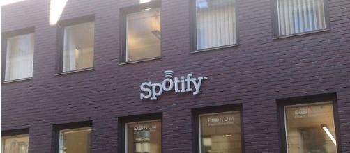 Spotify HQ - Image Spotify HQ | Eric Stattin | Wikimedia Commons