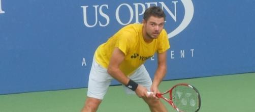 Stanislas Wawrinka of Switzerland (Wikimedia Commons - wikimedia.org)