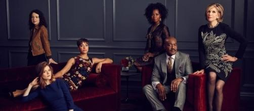 The cast of 'The Good Fight' will be back for season 2 on CBS All Access. ~ Facebook/thegoodfightcbs
