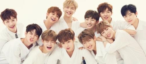 WANNA ONE Group Profile (via Twitter - Wanna One)